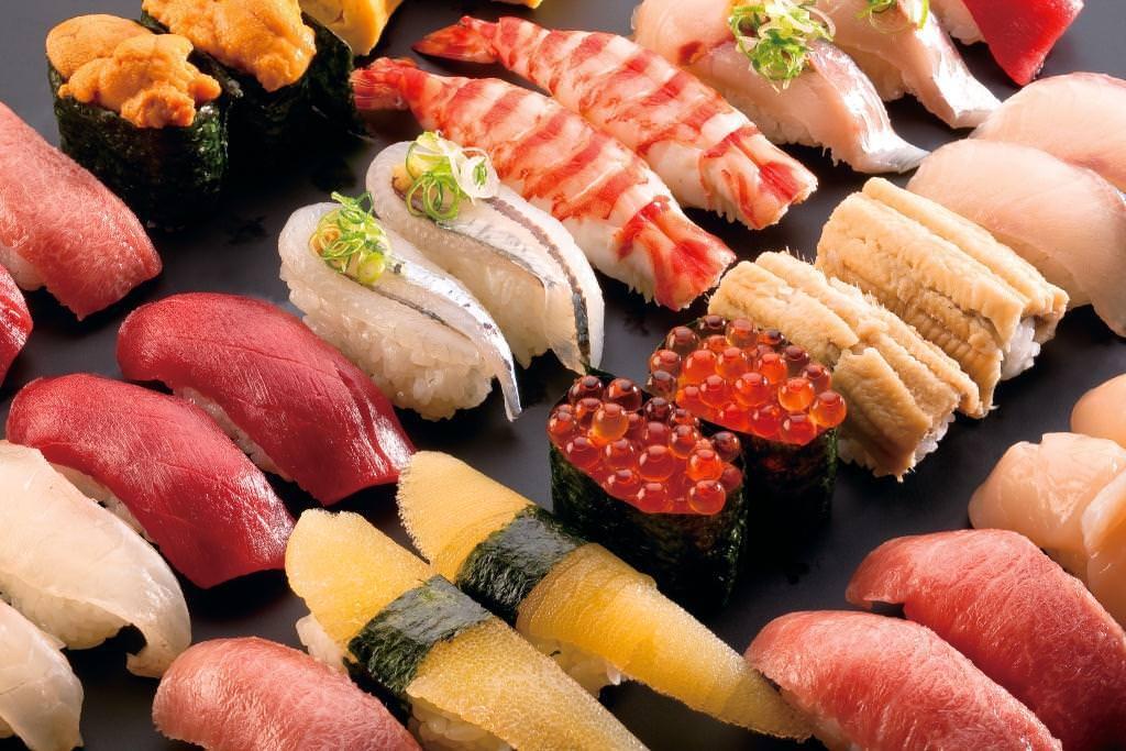 Come scegliere il vostro sushi al ristorante