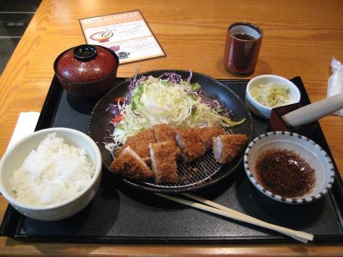 Tonkatsu la cotoletta di maiale della cucina giapponese for Cucine giapponesi