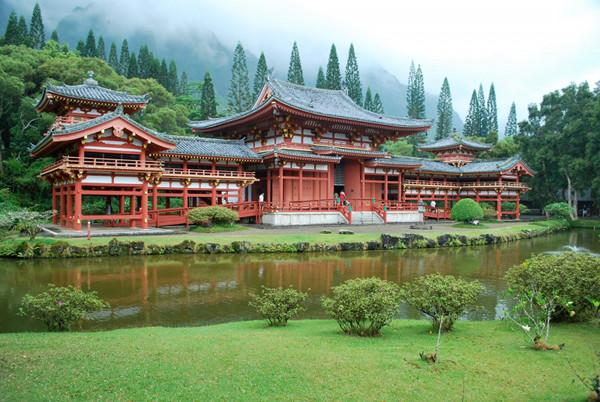 i giardini giapponesi durante il periodo heian da 794 al 1185