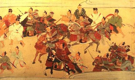 Collapse of Tokugawa Shogunate