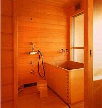Ofuro il rito del bagno giapponese alloggiare in giappone - Bagno giapponese ...