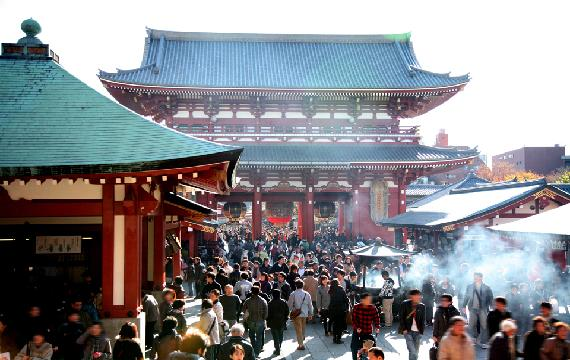 Templi e santuari del giappone religione buddista e for Tetti giapponesi