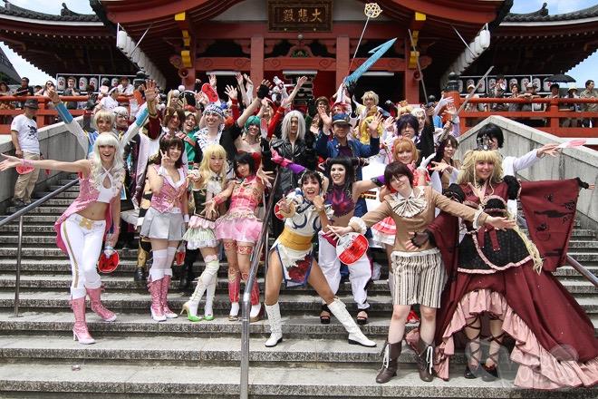 WCS World Cosplay Summit (世界コスプレサミット Sekai Kosupure Samitto)